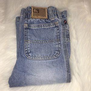 Ralph Lauren Jeans Girls 18-24 mo!!
